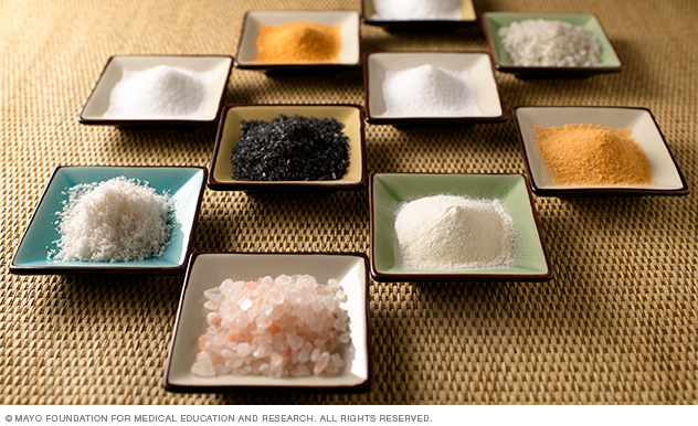 Gourmet salt comes in a range of colors and textures