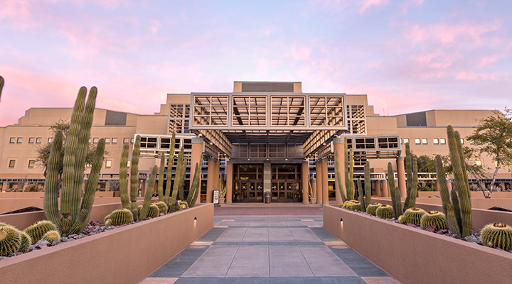 Mayo Clinic Building — Scottsdale
