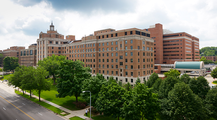 Mayo Clinic Hospital, Saint Marys Campus